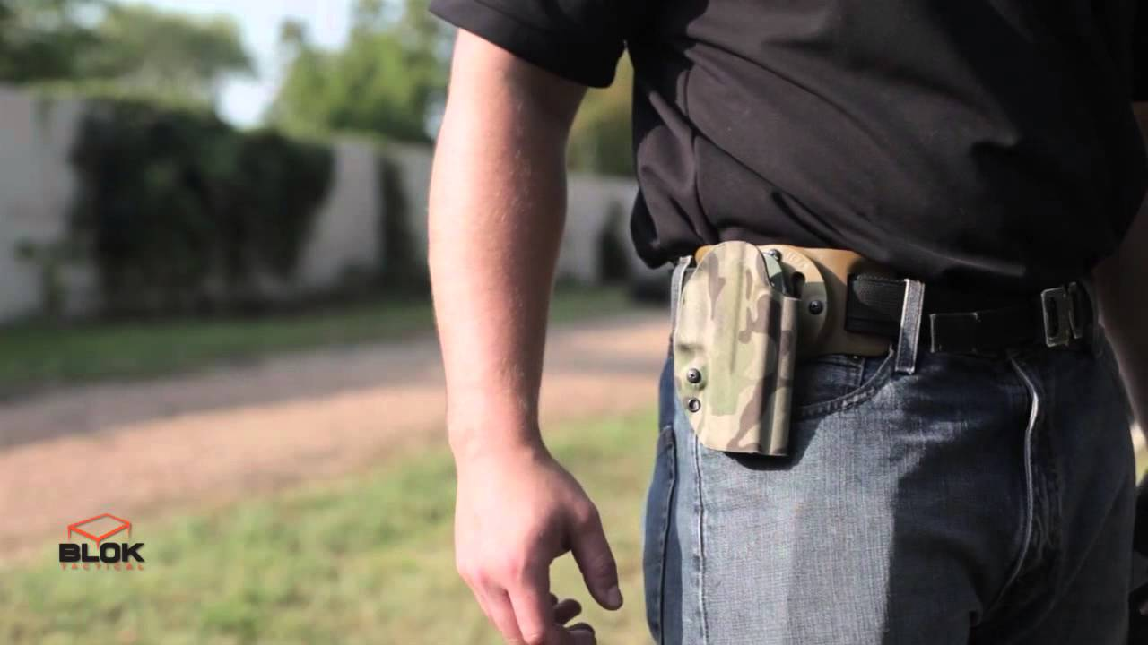 Overview of G-Code Holsters