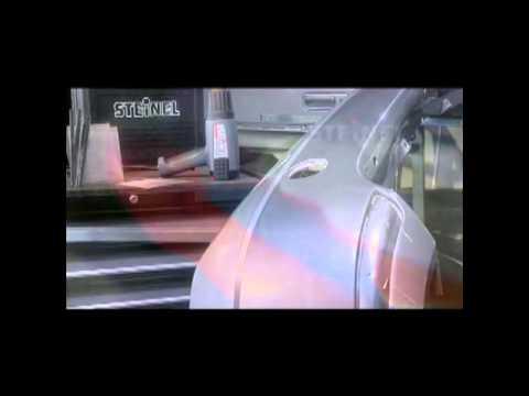 Car Bumper Repair Kit Steinel HG 2310 LCD