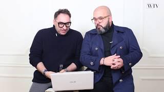 Red carpet fashion police sa Dejanom Milićevićem i Markom Nikolićem