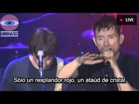 Blur - Pyongyang - Subtitulada en español (En Vivo)