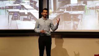 Designing Places for Learning | Danish Kurani | TEDxGeorgiaTech