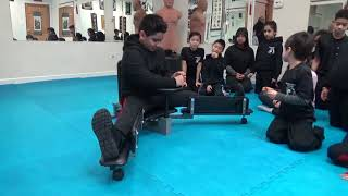 Kung Fu Kids - The Ultimate Split Machine Challenge
