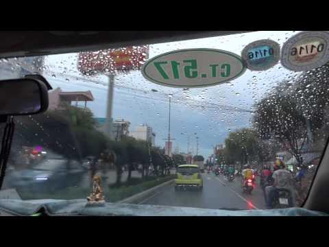 นั่งแทกซี่ Can Tho city  taxi Vietnam