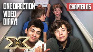 One Direction: The X Factor Diary | Chapter Five | The X Factor UK
