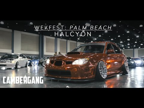 Wekfest: Palm Beach | Presented by Cambergang | HALCYON