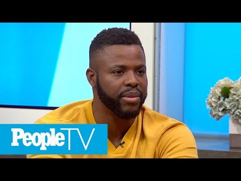 'Black Panther' Star Winston Duke Spills His Secrets On How He Got Ripped For His Role  PeopleTV