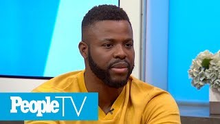 'Black Panther' Star Winston Duke Spills His Secrets On How He Got Ripped For His Role | PeopleTV