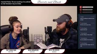 [Episode 10] Beards and Blush Live Podcast!