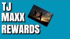 TJ Maxx Rewards - The TJX Rewards Credit Card