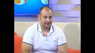 Тяжелоатлет Иван Штиль: я увидел силовое шоу по телевидению и впечатлился