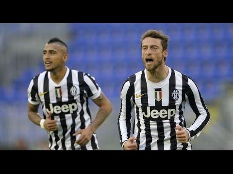 Cagliari - Juventus 1-4 (12.01.2014) 19a Andata Serie A (2a Versione).