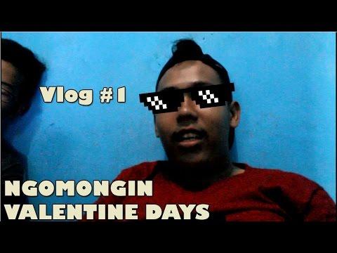 Vlog #1 Valentine Days menurut pribahasa THAILAND