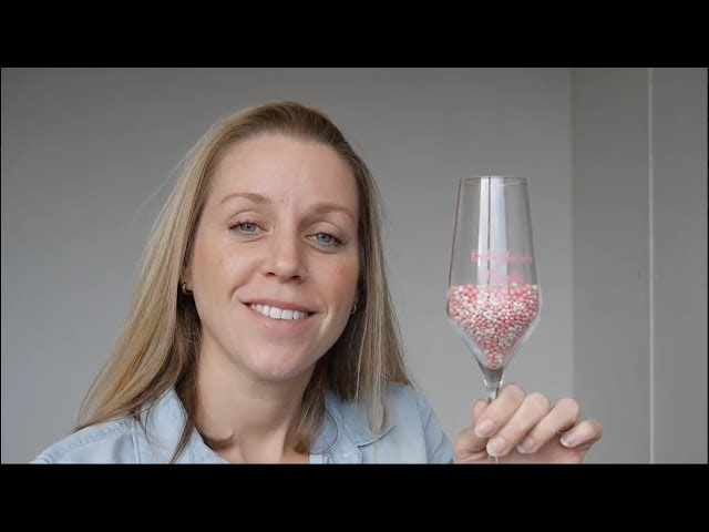 DIY - zelf gepersonaliseerde glazen maken | Naamelijk