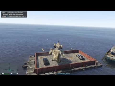 I think GTA V is broken. from YouTube · Duration:  4 minutes 28 seconds