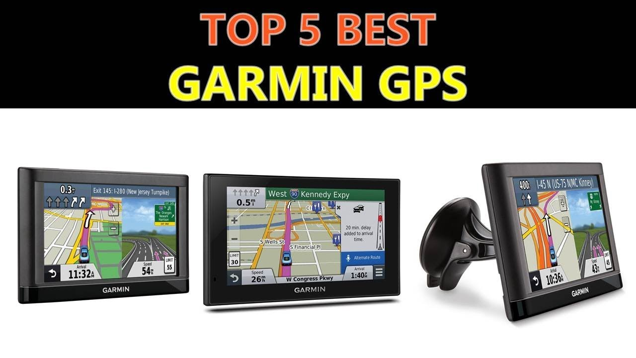 Best Garmin GPS 2020 - YouTube