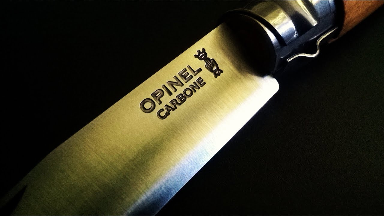 Diy Your Opinel Is Stuck In The Handle Bake It Youtube