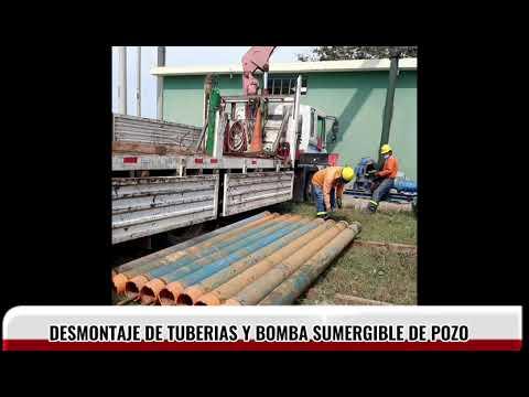 DESMONTAJE DE TUBERIAS Y BOMBA SUMERGIBLE DE POZO thumbnail