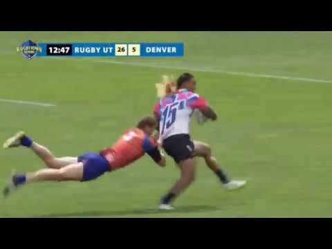Rugby Utah Selects 2017 Team Highlights