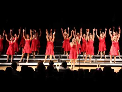 Christian Academy of Louisville Show Choir 2014 Part 1