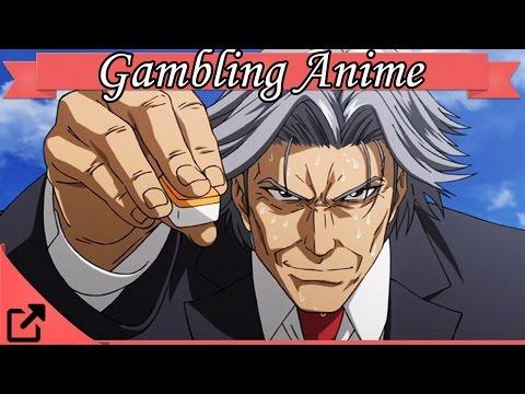 Top 10 Gambling Anime 2015