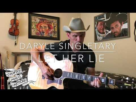 RIP Daryle Singletary - I let her Lie- CMM- Michael Monroe Goodman