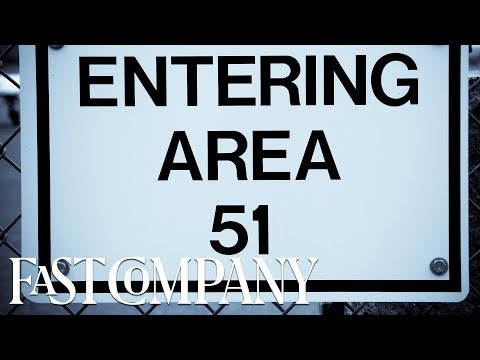Time to Storm Area 51? New Yorkers React | Fast Company