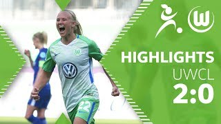 FIIIINAALE | VfL Wolfsburg - Chelsea Ladies FC | Highlights | UEFA Women's Champions League