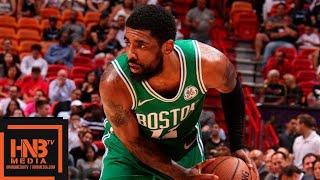 Boston Celtics vs Miami Heat Full Game Highlights | April 3, 2018-19 NBA Season