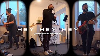 Rea Garvey - Hey Hey Hey (Rehearsal Session)