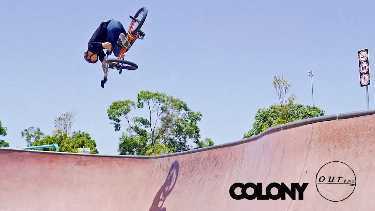 "ALEX HIAM  // ""Take A Ticket"" - Colony BMX"