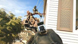 Goofing Around On Rainbow Six Siege
