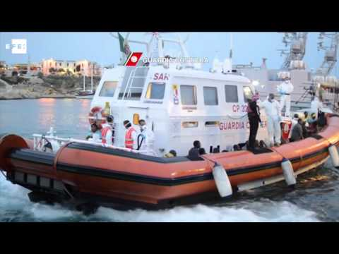 At least 20 migrants missing in Sicilian Channel