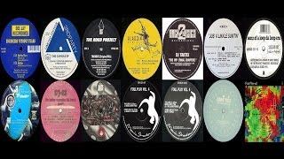 Ultimate Old Skool Drum & Bass Mix - 1992 to 1995