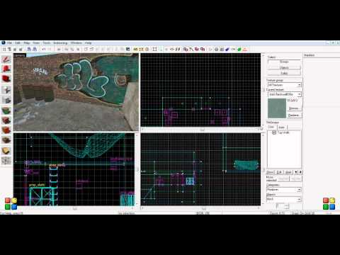 Hammer Tutorial #24 - Making Brushes Off Normal Grid Size