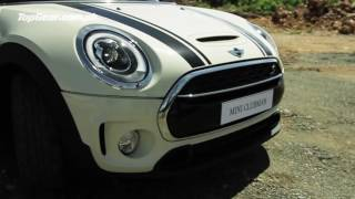We drive the Mini Cooper S Clubman to Bolinao