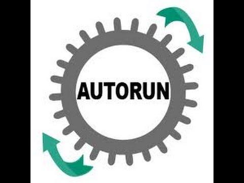 how to make a autorun file