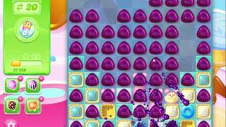 Candy Crush Jelly Saga Level 257 No Booster