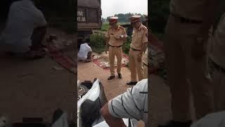 Tại nạn giao thông mới nhất ở  Thái Nguyên