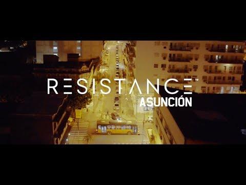 RESISTANCE Asunción 2016 (Official 4K Recap)