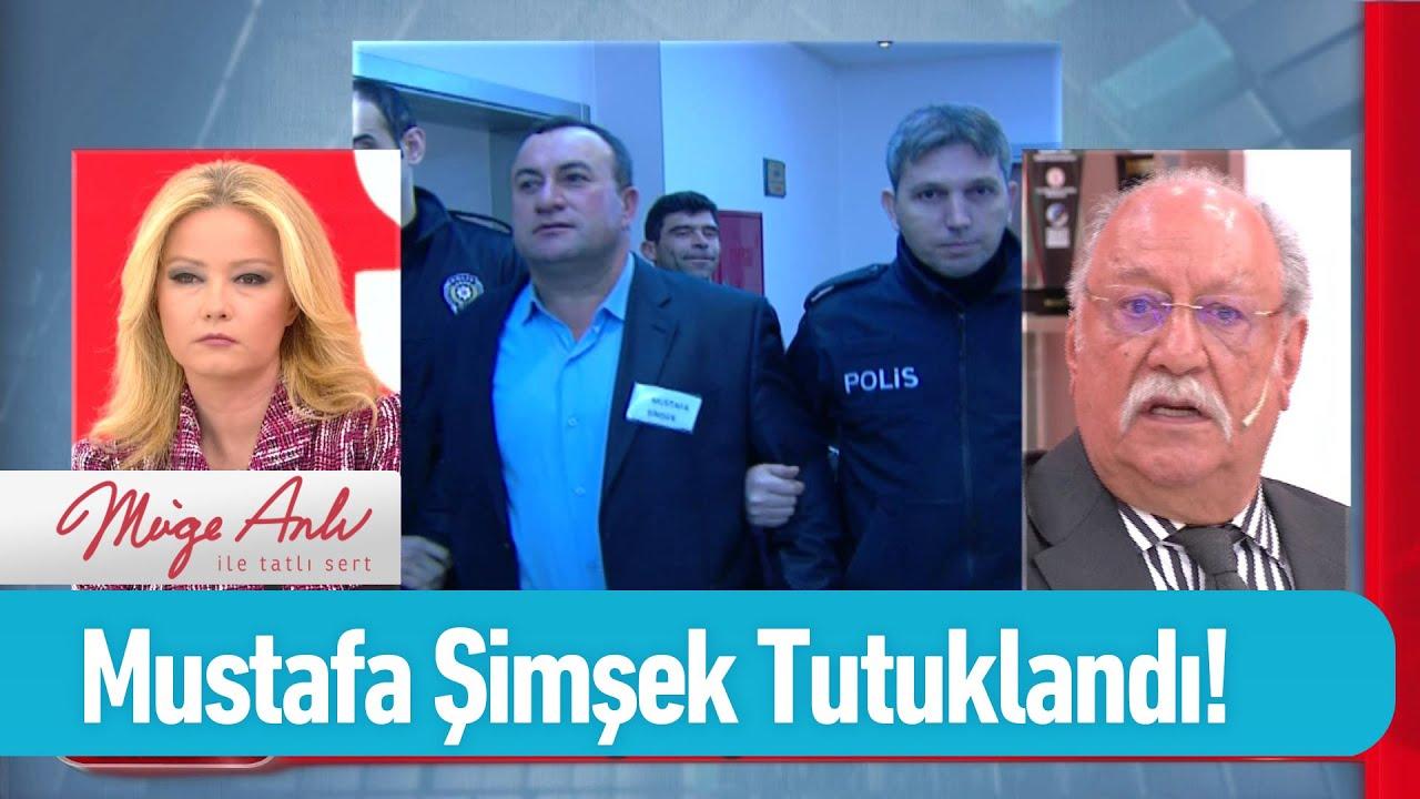 Mustafa Şimşek için son dakika gelişmesi! - Müge Anlı ile Tatlı Sert 17 Ocak 2020