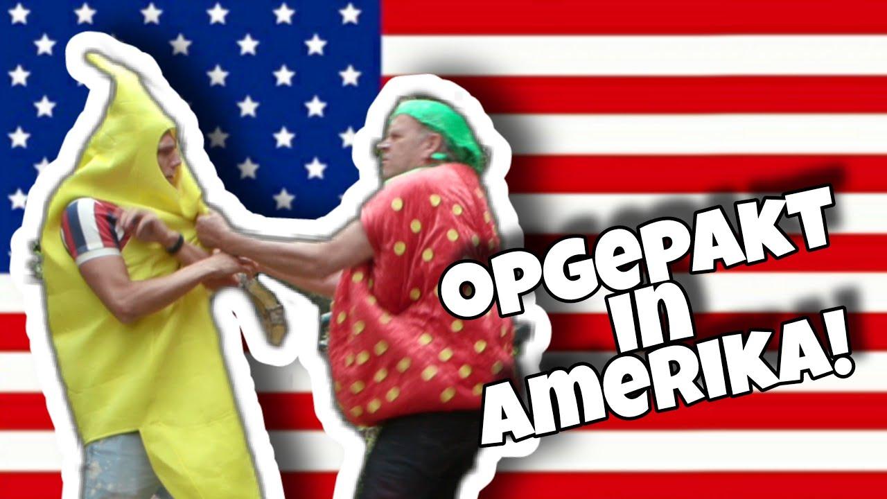 Opgepakt in Amerika! | #REIZENDEPEIZEN [1/4]
