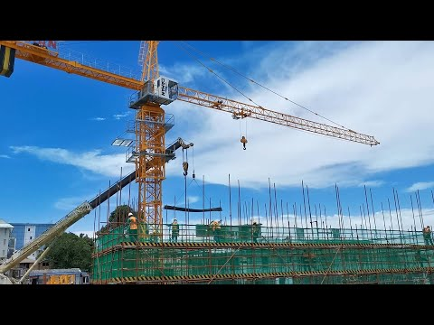Chinese company in Fiji speeds up construction projects amid COVID-19