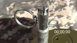 МУВ-2. Механизм дальнего взведения.