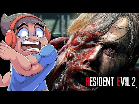 LET'S FINISH THIS GAME TODAY!! [RESIDENT EVIL 2] [ENDING LEON]