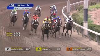Vidéo de la course PMU PREMIO COIHUECO