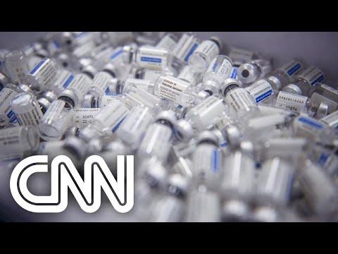 Ministério não deve vacinas ao estado de SP, diz secretário-executivo | CNN PRIME TIME - YouTube