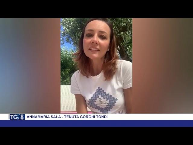 Annamaria Sala - Tenuta Gorghi Tondi