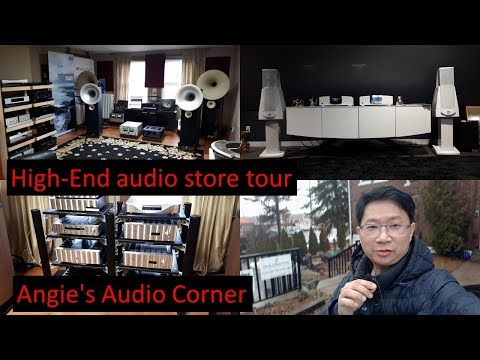 Ultra High-End Audio Store Tour - American Sound Of Canada