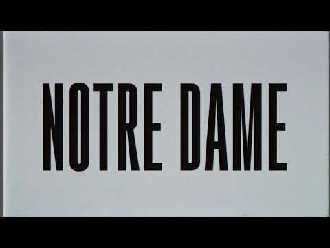 Yasin - Mitt Notre Dame - (Lyrics Video) - DEL TVÅ