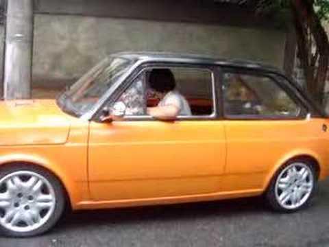 Fiat 147 Lia Sonzera Tuning Turbo Ap Dvs 0999 3 Youtube